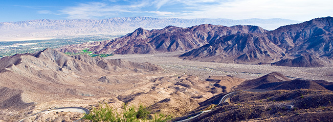 Pines to Palms Highway and the Coachella Valley