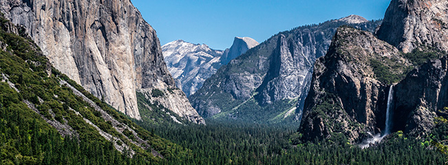 Yosemite – the greatest of all National Parks